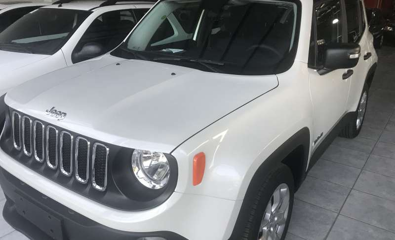 JEEP RENEGADE SPORT MT 1.8 4X2