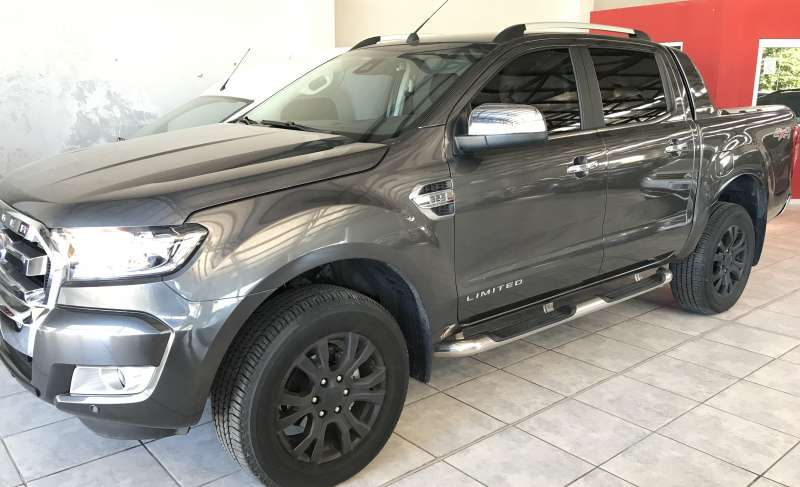 FORD RANGER LIMITED 4X4 3.2D